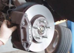 Signs you might need a brake job.